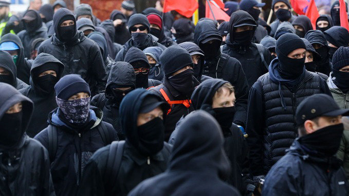 ANTIFA Planning 'Civil War'